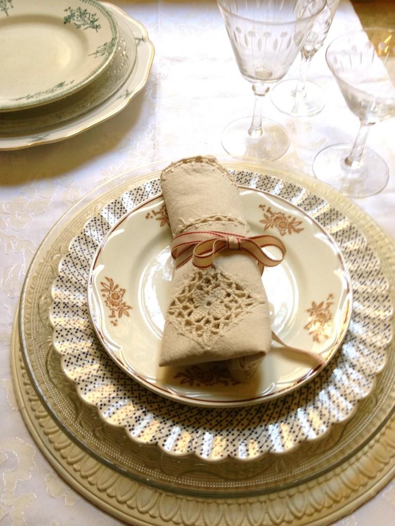 apparecchiare-tavola-feste-natale-vintage